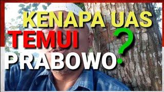 Video *126* Indonesia dlm bahaya! KENAPA UAS TEMUI PRABOWO DI TELEVISI? Koq diviralkan? Ada apa! MP3, 3GP, MP4, WEBM, AVI, FLV Agustus 2019