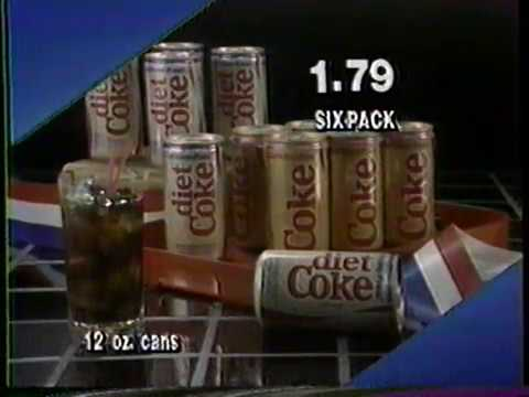 """1985 Lucky Grocery Store """"National Brands Event!"""" TV Commercial"""