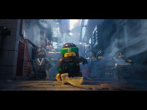 """Tráiler de """"Lego Ninjago"""""""