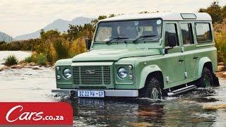 Video Land Rover Defender Heritage Edition – Farewell Review MP3, 3GP, MP4, WEBM, AVI, FLV Juli 2018