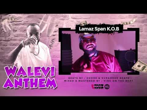 Jayden Walevi anthem - Lamaz Span KOB (Studio Vibe)