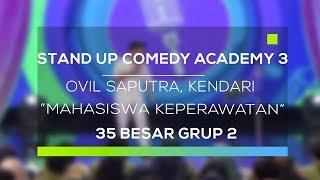 Video Stand Up Comedy Academy 3 : Ovil Saputra, Kendari - Mahasiswa Keperawatan MP3, 3GP, MP4, WEBM, AVI, FLV Oktober 2017