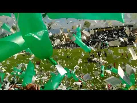 Recibimiento Sp.Desamparados vs Huracan L.H(Mza) - La Guardia Puyutana - Sportivo Desamparados