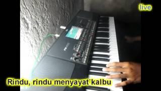 selalu rindu Karaoke Korg keyboard Pa 600 900 volca