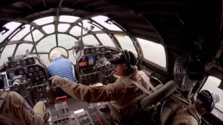 Video Crawl through a B-29 Superfortress IN FLIGHT! + Real-Time procedures / ATC - Oshkosh AirVenture! MP3, 3GP, MP4, WEBM, AVI, FLV Juli 2019