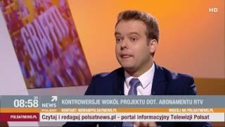 """""""Bochenek: Nasze TVP info, też może wyglądać tak jak BBC i do tego będziemy dążyli"""""""