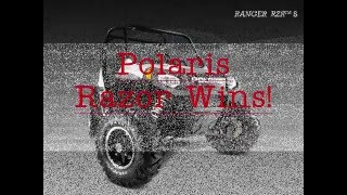 10. Polaris Razor S Specifications