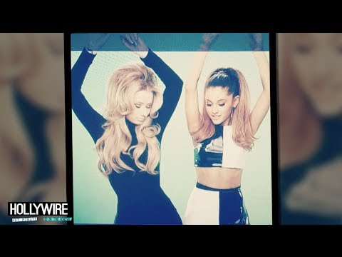 Ariana Grande & Iggy Azalea 'Problem' Music Video! (FIRST LOOK)