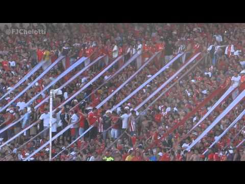 Independiente 3- Talleres 0 / Compilado de la hinchada - La Barra del Rojo - Independiente