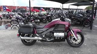 9. 001533 - 2014 Honda Gold Wing Valkyrie   GL1800C - Used motorcycles for sale