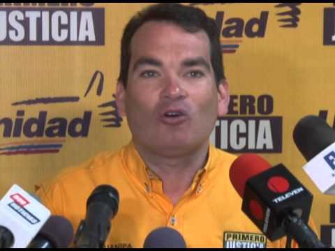 """Tomas Guanipa: """"Llevaremos a la Asamblea Nacional la Ley de dignificación del salario"""""""