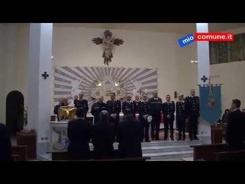 Scalea, celebrata la messa per San Sebastiano, patrono dei Vigili urbani