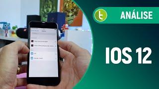 Tudocelular - iOS 12 traz notificações agrupadas e maior controle ao usuário  Review/Análise
