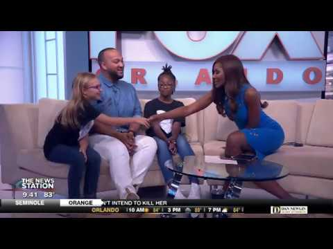 Christopher Marciano Appears on Fox 35 Good Day Morning Show with 116k!