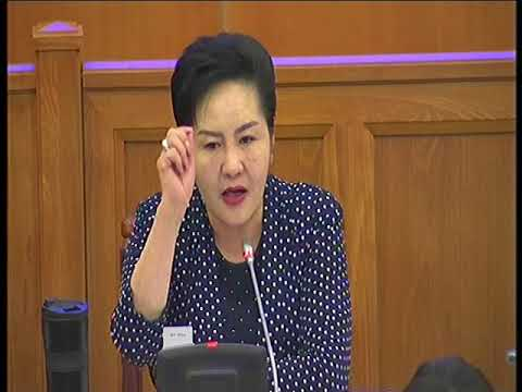 М.Билэгт: Гадны компаниудын мөнгийг Монголын банкаар дамжуулдаг болгох хуулийг төслийг сэргээе