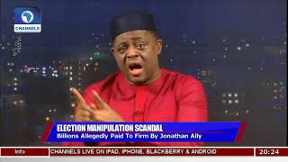 Whistle-Blower Reveals Nigerian Billionaire Election Manipulation Deal Pt.2