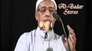 Muxaadaro Cusub Aduunyo Jaceel Dr Cali Maxmed Saalax Qeebta 1