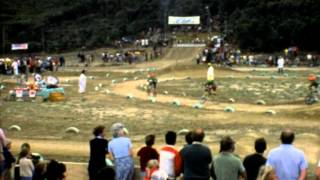 BMX Nationals Wainuiomata 1981
