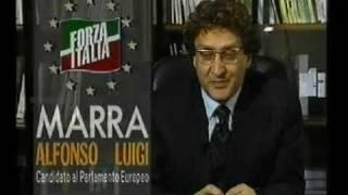 Elezioni 1994 al Parlamento Europeo - Alfonso Luigi Marra