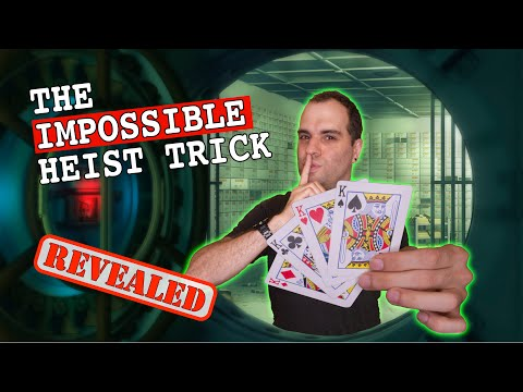 Impossibly Steal Their Card! Amazing Card Trick Tutorial. Revealed by Spidey