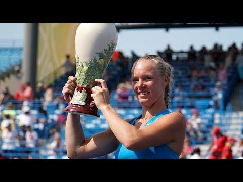 Η Μπέρτενς κατέκτησε το Open στο Σινσινάτι