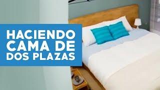 C mo hacer una cama de dos plaza vidinfo for Como hacer una cama de 1 plaza