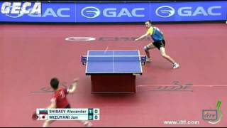 Jun Mizutani vs Alexander Shibaev Japan Open 2012