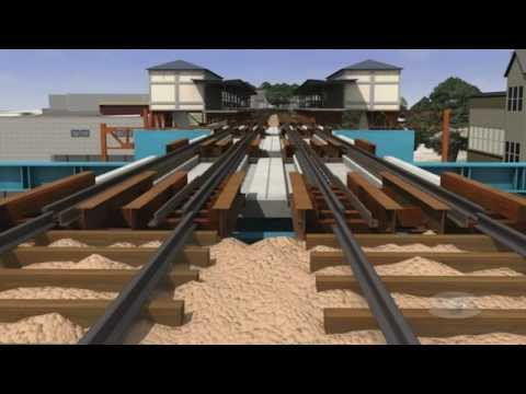 Image of Construction Animation: Light Rail Design Defects