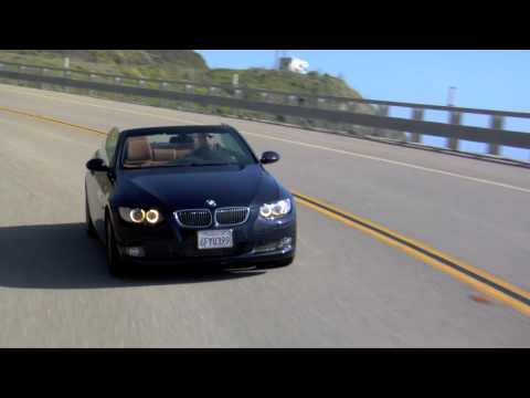 The Pacific Coast Highway in a BMW 335i