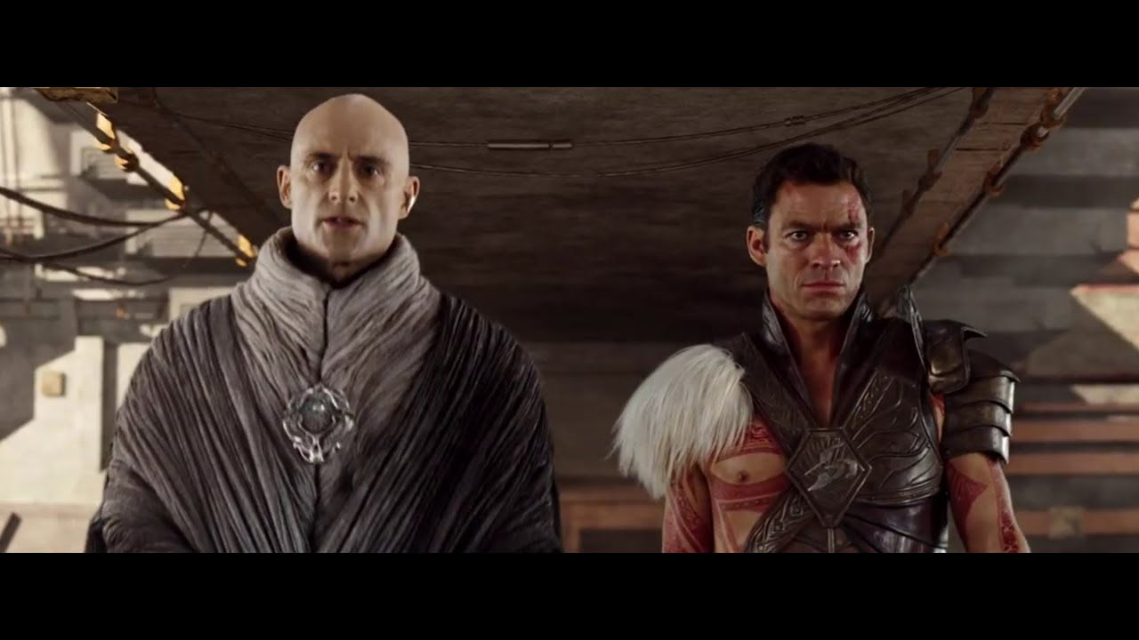 Movie Trailer #3:  John Carter (2012)