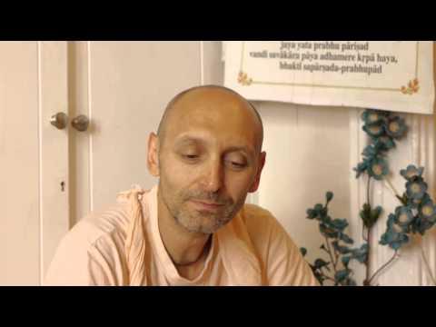 Sunday Lecture: Sripad Bharati Maharaj London 2011