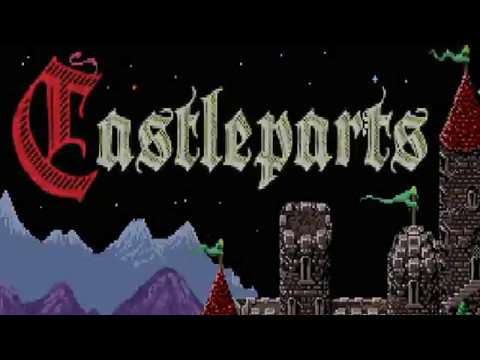 Castleparts gameplay