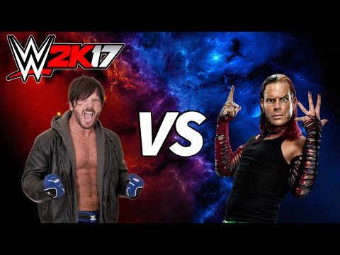 WWE 2K17 - WWE VS TNA Trailer