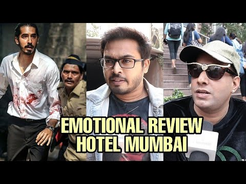 Hotel Mumbai EMOTIONAL REVIEW   First Day First Show Review