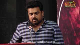 Ettuthikkum Madhayaanai Press Meet Clip 1