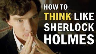 Video How to Think Like Sherlock Holmes MP3, 3GP, MP4, WEBM, AVI, FLV November 2018