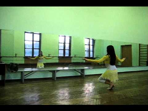 Фольклорные танцы от Сихам. Смотри онлайн.