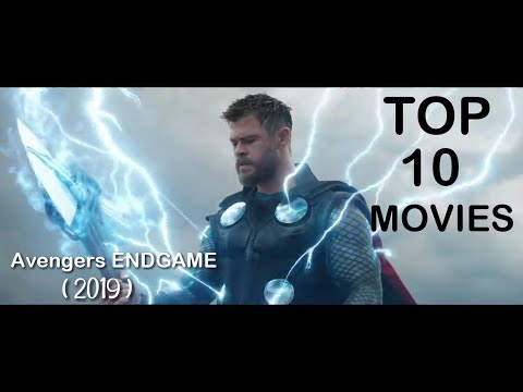 Top 10 Hollywood Movies Till This Date    Best movies ever in world    Top 10 trendy world