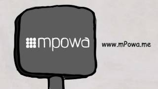 mPowa Mobile POS YouTube video