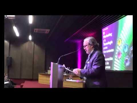 Octavio Enríquez Vicerrector de UNAB en Seminario de Marketing y Tecnologias como Herramientas de Innovacion para las Empresas