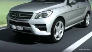 Mercedes-Benz Active Lane Keeping Assist Technology