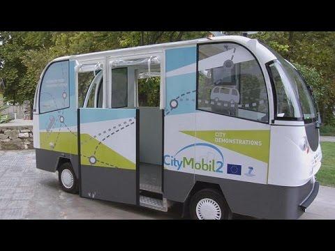 Λεωφορείο χωρίς οδηγό: Τα Τρίκαλα «επιβιβάζονται» στο μέλλον – hi-tech