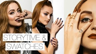 Hey, Guys! (WATCH IN HD) Here is a video all about my new Nail Polish Line!!!!!!!!! You guys are the best people IN THE WORLD!