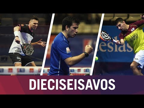 Resumen Jornada de Mañana Dieciseisavos de Final  Estrella Damm Catalunya Master 2018
