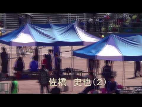 第20回北海道中学校新人陸上競技大会 八雲中男子リレー