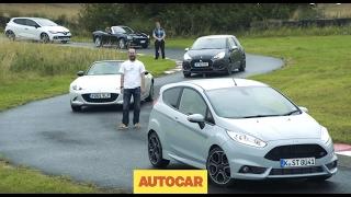 Autocar £25k sports car shootout | Hot hatch and roadster mega test | Autocar by Autocar