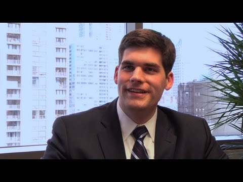Jim Irving discusses pro bono work - Source: Illinois Legal Aid Online
