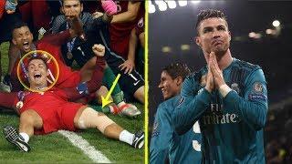 Video 5 Times Cristiano Ronaldo Made Even His Haters Love Him !!! MP3, 3GP, MP4, WEBM, AVI, FLV Maret 2019