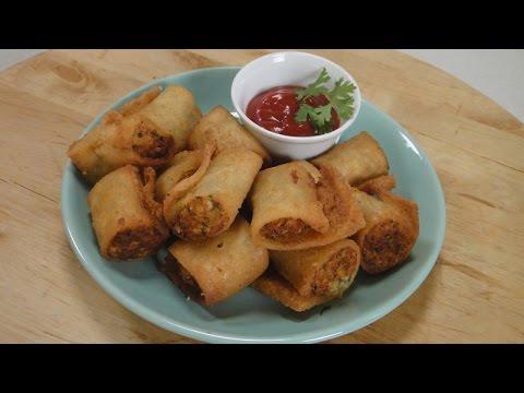 Spicy Paneer Rolls 23 September 2014 02 PM