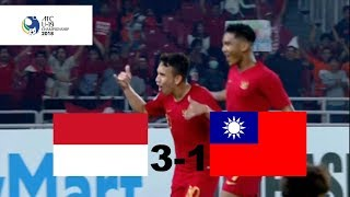Video Indonesia U-19 vs Chinese Taipei U-19 MP3, 3GP, MP4, WEBM, AVI, FLV Desember 2018